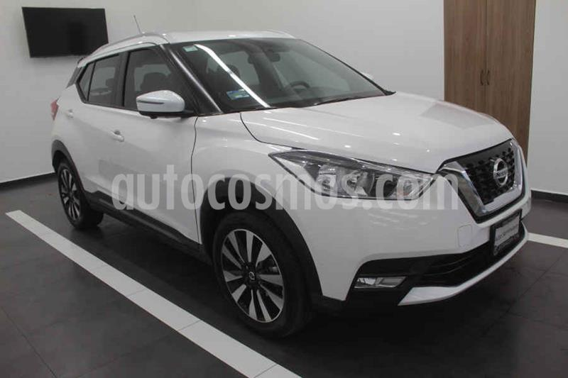 Nissan Kicks Exclusive Aut usado (2019) color Blanco precio $299,000