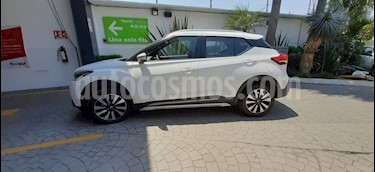 Nissan Kicks Exclusive Aut usado (2020) color Blanco precio $378,700