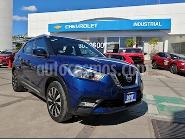 Foto Nissan Kicks Advance Aut usado (2017) color Azul Cobalto precio $258,000