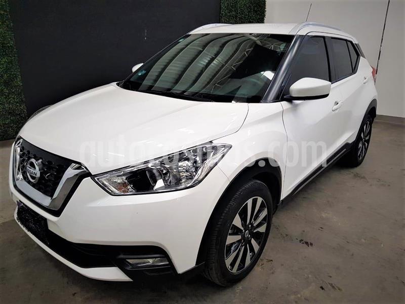 Nissan Kicks Advance Aut usado (2020) color Blanco precio $315,999