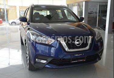Nissan Kicks Advance Aut usado (2020) color Azul Cobalto precio $321,800