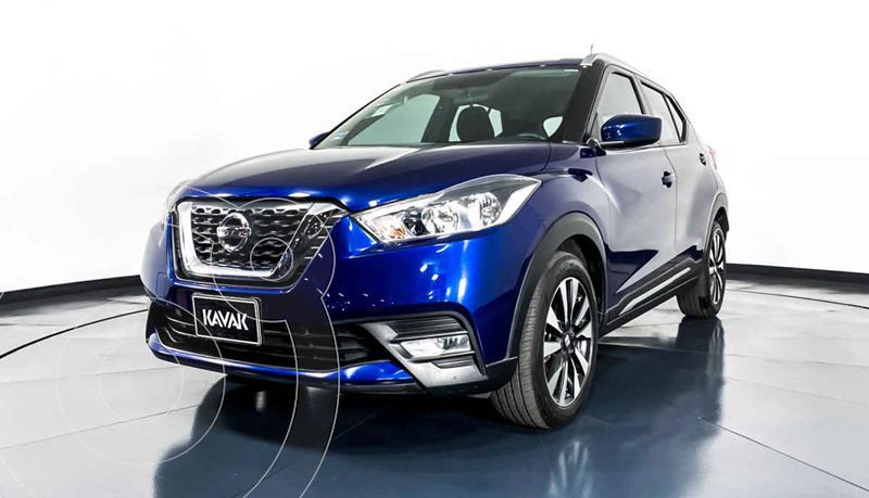 Foto Nissan Kicks Advance Aut usado (2017) color Azul precio $267,999