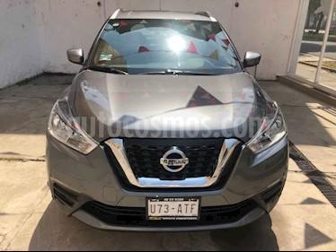Foto venta Auto usado Nissan Kicks Sense (2018) color Gris precio $245,000