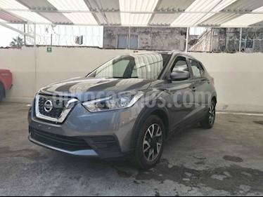 Foto venta Auto usado Nissan Kicks Sense (2018) color Gris precio $229,900