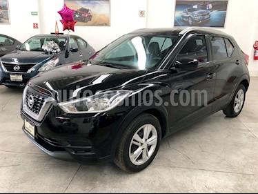 Foto venta Auto usado Nissan Kicks Sense (2017) color Negro precio $220,000