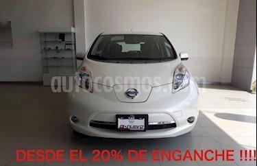 Foto venta Auto Seminuevo Nissan Leaf 109 hp (2016) color Blanco precio $369,900