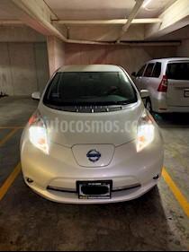 Nissan Leaf 24 kW usado (2017) color Blanco precio $400,000