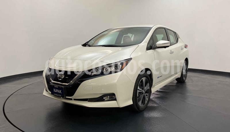 Nissan Leaf SL 40 kW usado (2019) color Blanco precio $599,999