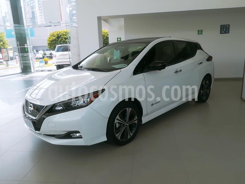 Nissan Leaf SL 40 kW usado (2019) color Blanco precio $570,000