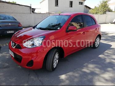 Foto venta Auto usado Nissan March Sport Sense  (2015) color Rojo precio $5.200.000