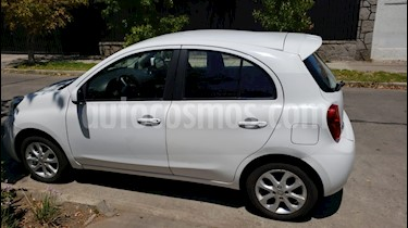 Foto venta Auto usado Nissan March 1.6L Sense  (2014) color Blanco precio $5.200.000