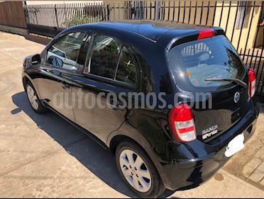 Nissan March 1.6L Sense  usado (2013) color Negro precio $4.000.000
