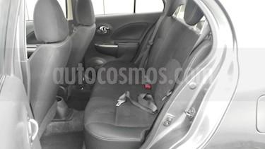 Foto venta Auto usado Nissan March 5p Advance L4/1.6 Aut (2018) color Gris precio $168,000