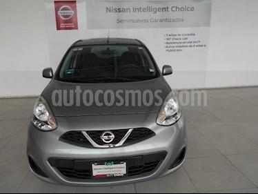 Foto Nissan March 5P HB SENSE TM5 A/AC. DA CD R-14 usado (2016) precio $149,000