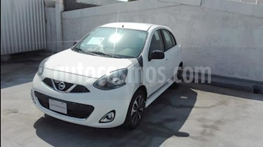 Foto Nissan March 5p SR L4/1.6 Man usado (2019) color Blanco precio $225,900