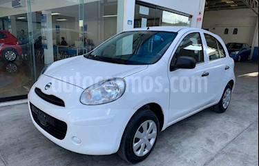 Foto venta Auto usado Nissan March Active ABS (2019) color Blanco precio $145,800
