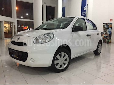 Foto venta Auto usado Nissan March Active ABS (2019) color Blanco precio $149,700