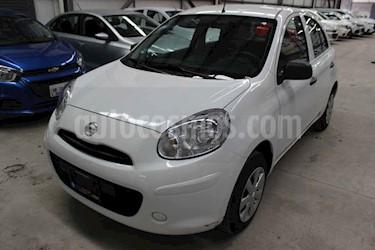 Foto venta Auto usado Nissan March Active Aire Ac (2019) color Blanco precio $149,700