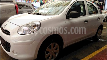 Foto Nissan March Active Aire Ac usado (2019) color Blanco precio $145,800