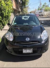 Foto Nissan March Active Aire Ac usado (2015) color Negro precio $115,000