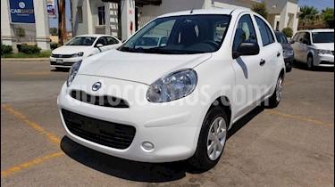 Foto venta Auto usado Nissan March Active Aire Ac (2019) color Blanco precio $141,900