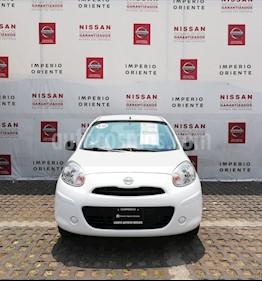 Foto venta Auto usado Nissan March Active Cargo (2018) color Blanco precio $142,500