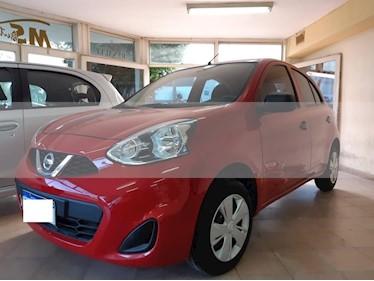 Foto venta Auto usado Nissan March Active (2017) color Rojo precio $365.000
