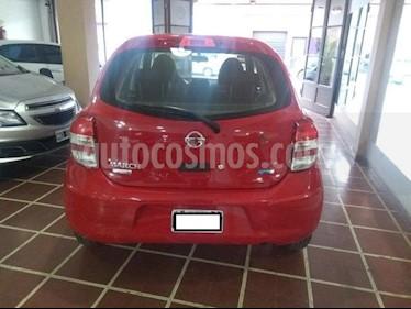 Foto venta Auto usado Nissan March Active (2016) color Rojo precio $350.000