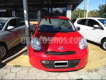 Foto venta Auto usado Nissan March Active (2015) color Rojo precio $320.000