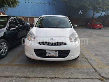 Foto Nissan March Active usado (2014) color Blanco precio $86,500