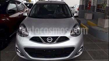 Foto Nissan March Advance Media Tech Aut usado (2019) color Gris Claro precio $720.000