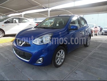 Foto venta Auto usado Nissan March ADVANCE T/Man (2016) color Azul precio $135,000