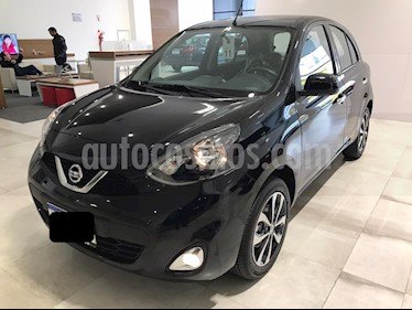 Foto venta Auto usado Nissan March Advance (2019) color Negro precio $630.000