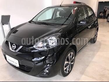 Nissan March Advance nuevo color Negro precio $930.000