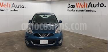 Foto venta Auto usado Nissan March Advance (2018) color Azul precio $179,000