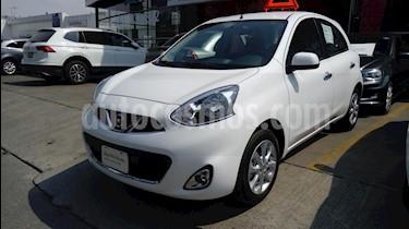 Foto venta Auto usado Nissan March Advance (2018) color Blanco precio $169,990