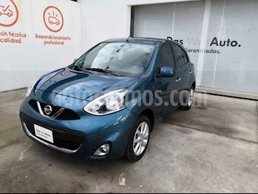 Foto venta Auto usado Nissan March Advance (2017) color Azul precio $161,990