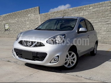 Foto Nissan March Advance usado (2018) color Plata precio $179,000