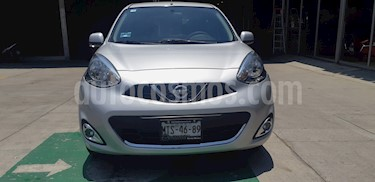 Foto venta Auto usado Nissan March Advance (2015) color Plata precio $133,900