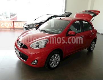 Foto venta Auto usado Nissan March Advance (2018) color Rojo precio $169,000