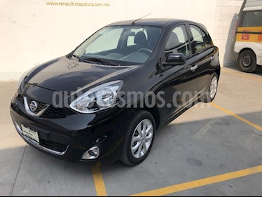 Foto venta Auto usado Nissan March Advance (2018) color Negro precio $180,000