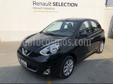 Foto venta Auto usado Nissan March Advance (2018) color Negro precio $169,999