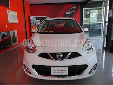 Foto venta Auto usado Nissan March Advance (2018) color Blanco precio $170,000