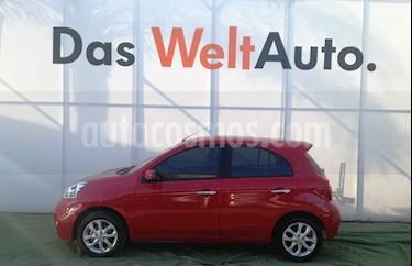 Foto venta Auto usado Nissan March Advance (2017) color Rojo precio $173,000