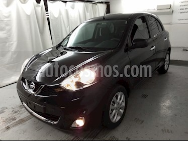 foto Nissan March Advance usado (2018) color Negro precio $188,000