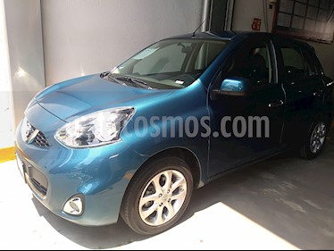 Foto venta Auto usado Nissan March Advance (2018) color Turquesa precio $189,000