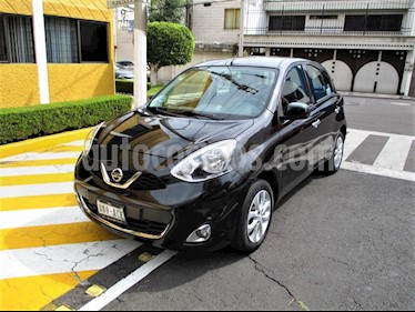 Foto Nissan March Advance usado (2015) color Negro precio $129,900