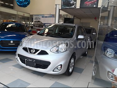 Foto Nissan March Advance usado (2015) color Plata precio $119,000
