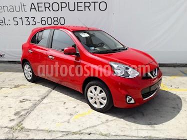 Foto venta Auto usado Nissan March Advance (2018) color Rojo precio $158,000