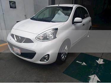 Foto venta Auto usado Nissan March Advance (2018) color Blanco precio $179,000